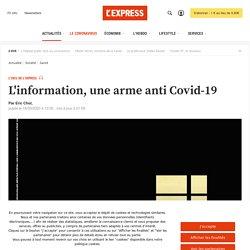 L'information, une arme anti Covid-19