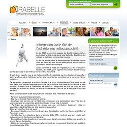 Article : Information sur le rôle de l'adhésion en milieu associatif