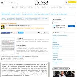 Réunions : Annoncer une réunion d'information au sein d'une association - Réunions - ABC-Lettres par l'Obs