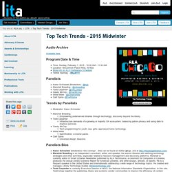 Library Information Technology Association (LITA)