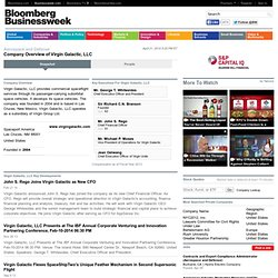 company profiles - bloomberg