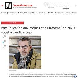 Prix Education aux Médias et à l'Information 2020 : appel à candidatures