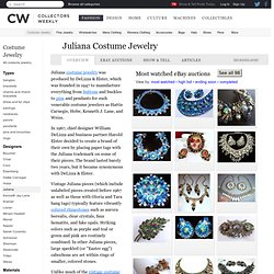 Vintage Juliana Jewelry