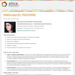 Elico, équipe de recherche de Lyon en sciences de l'information et de la communication