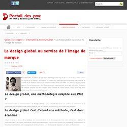 Le design global au service de l'image de marque