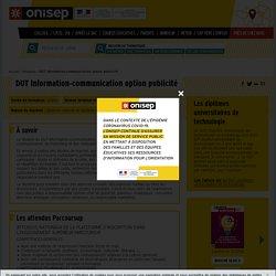 DUT Information-communication option publicité