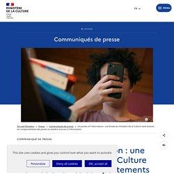Les jeunes et l'information : une étude du ministère de la Culture vient éclairer les comportements des jeunes en matière d'accès à l'information
