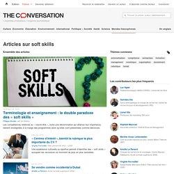 soft skills – information, recherche et analyse – The Conversation France, page 1