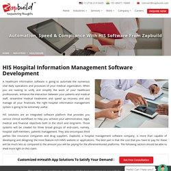 Hospital Information System Software Development