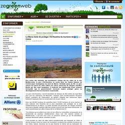 zegreenweb : portail grand public d'information et de services dédié au développement durable et au bio