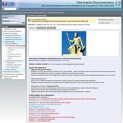 La recherche d'information - Information Documentation
