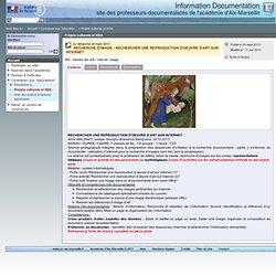 Projets culturels et HDA - Information Documentation