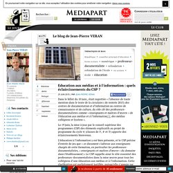 Education aux médias et à l'information: quels éclaircissements du CSP ?