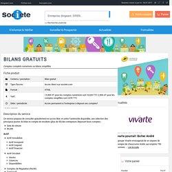 Societe.com : RCS, siret, siren, bilan, l'information gratuite sur les entreprises du Registre du Commerce des Sociétés (RNCS)