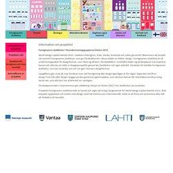 Information om projektet / Projekt / Formgivarens skattkista
