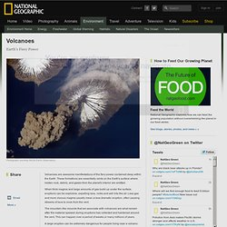 Volcano Facts, Volcano Information, Volcano Videos, Volcano Photos
