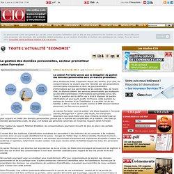 Economie des systèmes d'information - CIO-Online - actualité économique du monde informatique