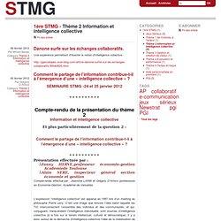 Blog CRDP Versailles - stmg