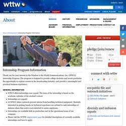 WTTW Chicago Public Media - Television and Interactive