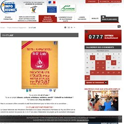 Le portail de l'information jeunesse en Auvergne