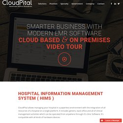 Hospital Software - Cloud Hospital Software