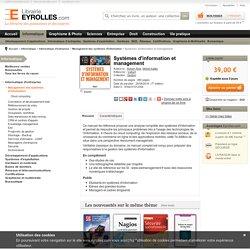 Systèmes d'information et management - R.Reix, M.Kalika - 7e édition