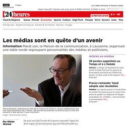 Information: Les médias sont en quête d'un avenir