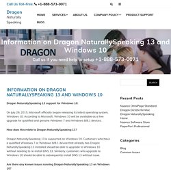 How To download dragon naturallyspeaking 13