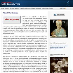 Information About Our Online Art Gallery