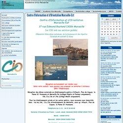 Centre d'Information et d'Orientation de Marseille Est