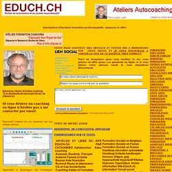 Information Education formation professionnelle, annonces et offre