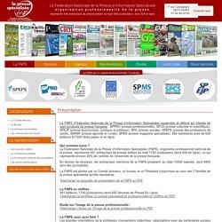 le site de la presse d'information professionnelle et spécialisée