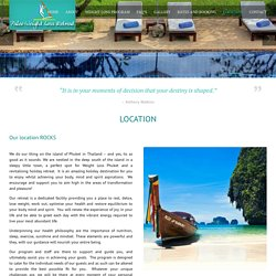 Information About Weight Loss Resorts Phuket