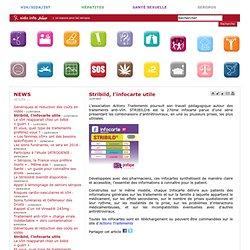 Sida Info Plus : un espace d'information et d'échange pour les séropos : Stribild, l'infocarte utile