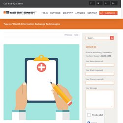 Learn Diifferent Types Of Health Information Exchange