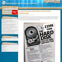 30 Old PC Ads That Will Blow Your Processor | Information Technology Schools