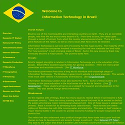 Information Technology in Brazil