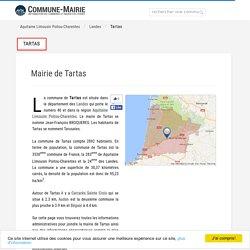 Ville de Tartas, information sur la mairie de Tartas et sur le territoire, 40400 - Commune-Mairie.fr