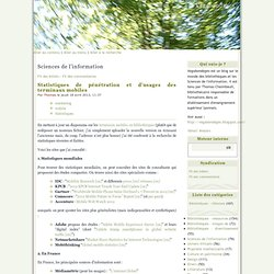 Sciences de l'information