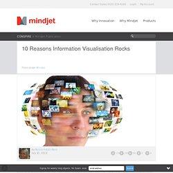 10 Reasons Information Visualisation Rocks - Conspire