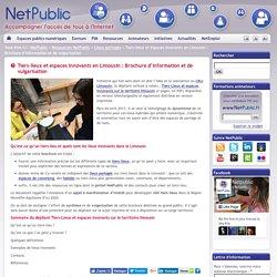 Tiers-lieux et espaces innovants en Limousin : Brochure d'information et de vulgarisation