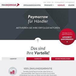 Rechnung als Zahlungsart im Online Shop – die Integration – paymorrow