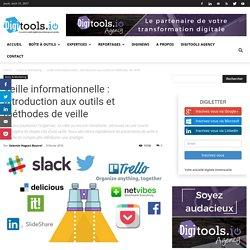 Veille informationnelle : introduction aux outils de veille