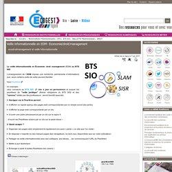 Veille informationnelle en EDM- Economie/droit/management - [Site Economie-Gestion Académie de Lyon]