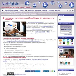compétences informationnelles - netpublic