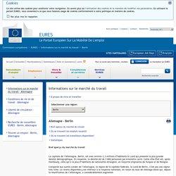 Informations sur le marché du travail - Berlin - Commission européenne