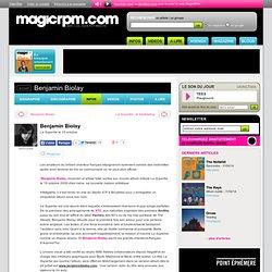 Informations sur Benjamin Biolay - Magicrpm.com : vidéos, clips,