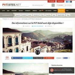 Des informations sur le PVT Brésil sont déjà disponibles !