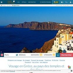 Voyage Grèce, informations pratiques - Easyvoyage