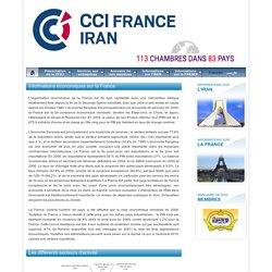 CFICI - Informations économiques sur la France